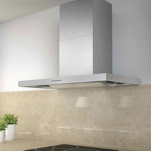 berbel dunstabzugshaube wandhaube smartline bwh 90 st. Black Bedroom Furniture Sets. Home Design Ideas