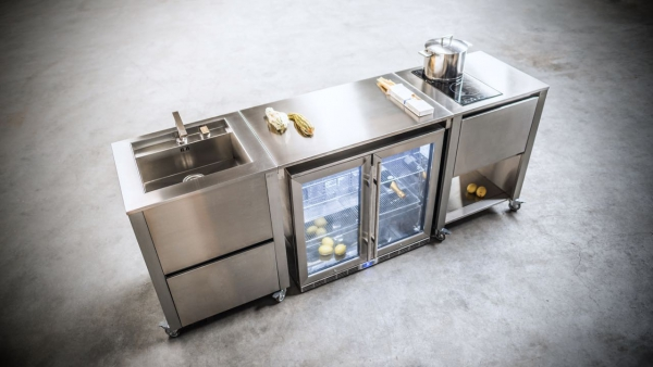 Kühlschrank Outdoor : Jokodomus outdoor kühlschrank cookone